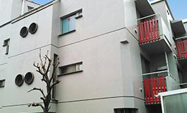 株式会社丸巧の外壁塗装工事の施工事例05