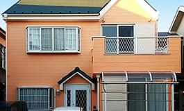 株式会社丸巧の外壁塗装工事の施工事例06