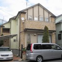 外壁塗装工事 (千葉県市川市T様邸)