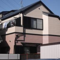 外壁塗装工事 (東京都足立区Y様邸)