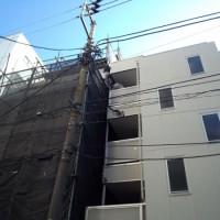 外壁塗装工事 (東京都豊島区Sマンション様)