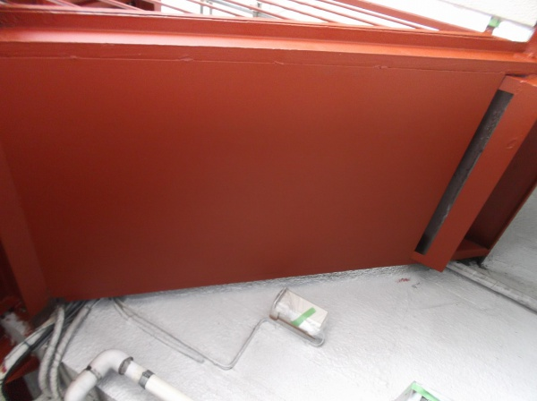 外壁塗装工事 (東京都台東区S様邸)