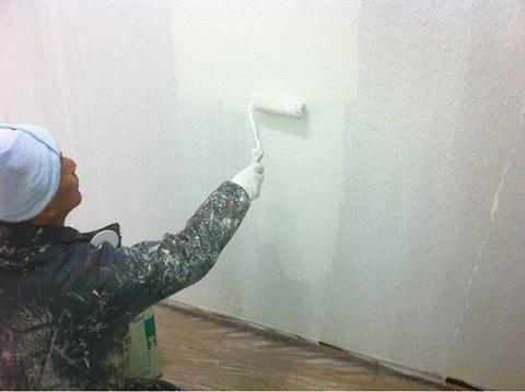外壁塗装工事 (文京区Sマンション)