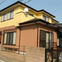 外壁塗装工事 (東京都足立区M様邸)