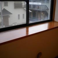 内部塗装工事 (世田谷区X様邸)