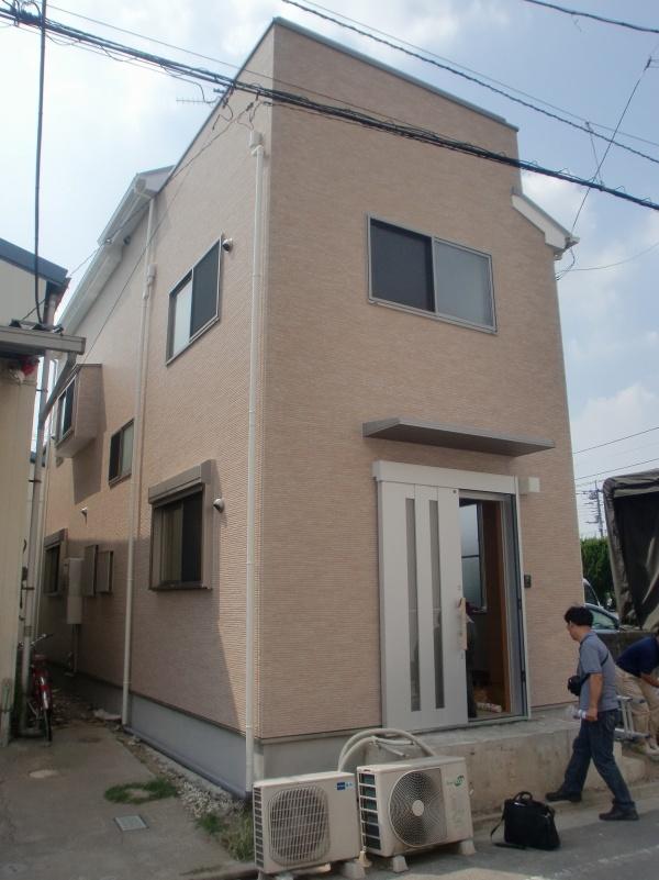 注文住宅工事 (東京都足立区のK様邸)
