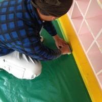 内装塗装工事 (さいたま市M幼稚園)