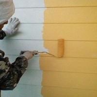 外壁塗装 (東京都荒川区のM様邸)