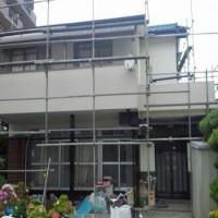 外壁塗装工事 (東京都足立区TA様邸)