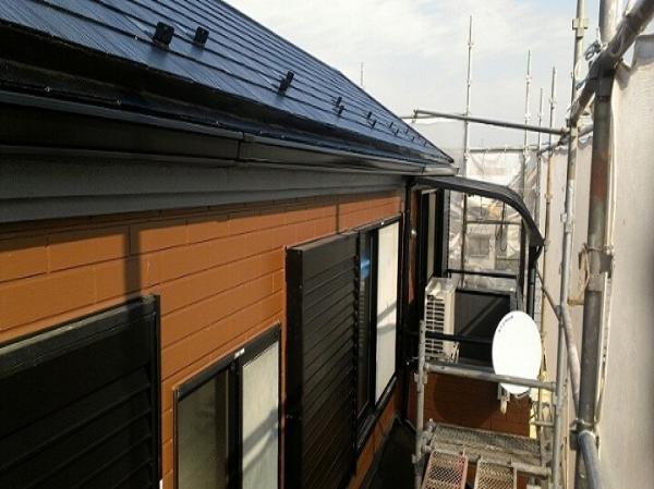 外壁塗装工事 (東京都葛飾区S様邸)