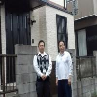 外壁塗装工事 (埼玉県草加市K様邸)