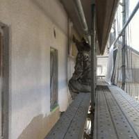 外壁塗装工事 (茨城県S警察署寮)