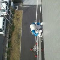 外壁塗装工事 (江東区某役所ビル様)