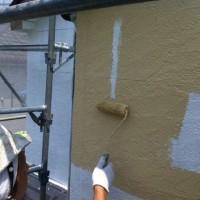 外壁塗装工事 (東京都足立区S様邸)