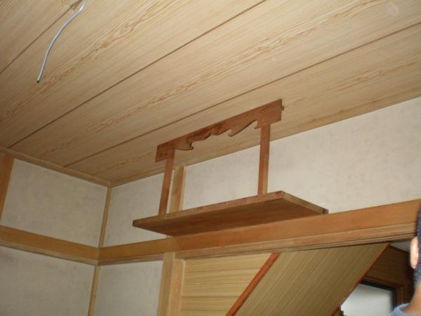 和室補修、塗装工事 (足立区T様邸)