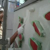 外壁塗装工事(東京都世田谷区NI様邸)