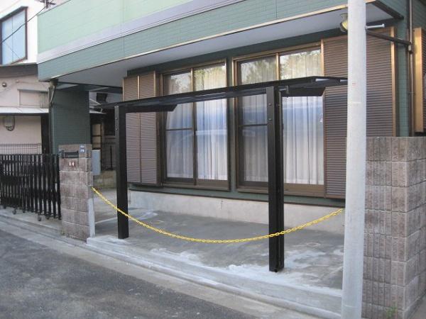 住居外構工事(東京都板橋区U様邸)