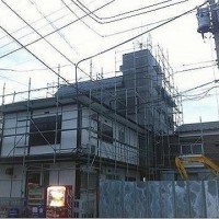 外壁塗装工事 (東京都足立区G社様)