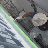 外壁塗装工事 (練馬区M社様社屋)