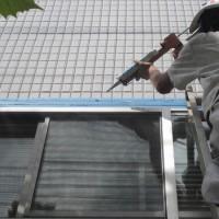 外壁塗装工事 (東京都江東区F様邸)