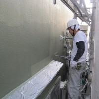 外壁塗装工事 (東京都目黒区S様邸)