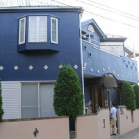 外壁塗装工事 (神奈川県川崎市T様邸)