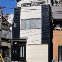 外壁塗装工事 (東京都足立区のKN様邸)