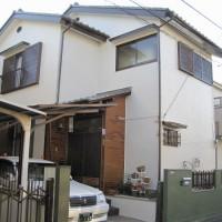 外壁塗装工事 (東京都足立区のK様邸)