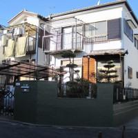 外壁塗装工事 (東京都足立区のU様邸)