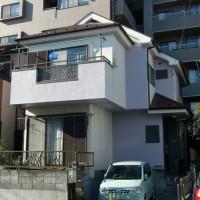 東京都羽村市の外壁塗装・屋根塗装工事