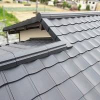千葉県松戸市の瓦屋根の葺き替え工事