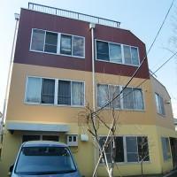 東京都調布市の外壁塗装・屋根塗装工事の施工事例