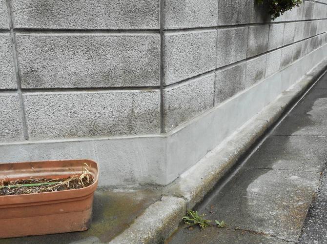 東京都足立区の外構工事の施工事例