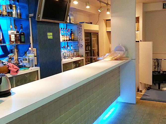 東京都千代田区飲食店の店舗内装工事の施工事例