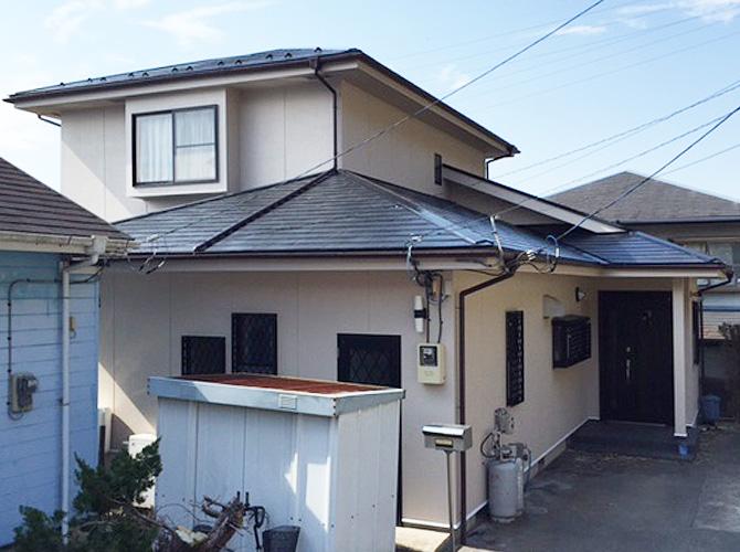 千葉県鴨川市の外壁塗装・屋根塗装工事の施工事例