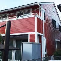 東京都東大和市の外壁塗装・付帯部塗装工事の施工事例
