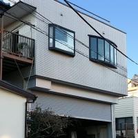 埼玉県戸田市の外壁塗装工事の施工事例