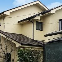 千葉県印旛郡の外壁塗装・屋根塗装工事の施工事例
