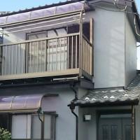 埼玉県草加市の外壁塗装工事の施工事例