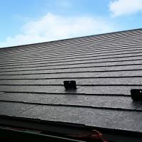 東京都足立区の屋根の葺き替え工事の施工事例