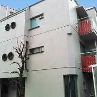 東京都世田谷区マンションの外壁改装工事の施工事例