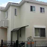 埼玉県草加市戸建て住宅の外壁塗装・屋根塗装工事の施工事例