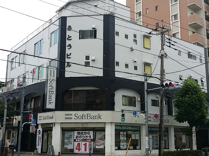 東京都足立区ビルの大規模修繕工事の施工事例
