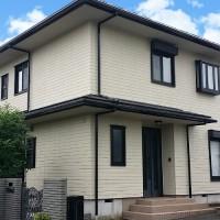 埼玉県入間市戸建て住宅の外壁塗装・屋根塗装工事の施工事例