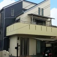 東京都足立区戸建住宅の外壁塗装・屋根塗装工事の施工事例