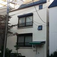 東京都文京区戸建住宅の外壁塗装・防水工事の施工事例