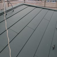 千葉県浦安市戸建住宅の屋根カバー工法の施工事例