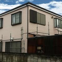 東京都江戸川区戸建住宅の外壁塗装・屋根塗装工事の施工事例