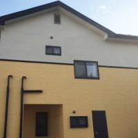 埼玉県草加市一般住宅の外壁塗装・屋根塗装工事の施工事例