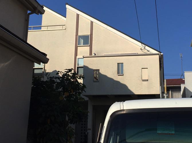 東京都杉並区一般住宅の外壁塗装・屋根塗装工事の施工事例
